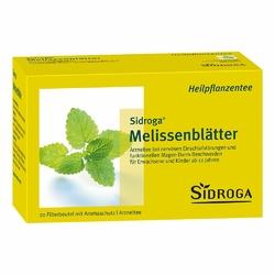 Sidroga Melissenblaettertee Filterbtl.