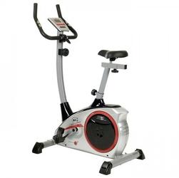 Christopeit AL1 rower stacjonarny magnetyczny srebrny