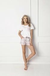 Aruelle Londie Short White piżama damska