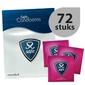 Sexshop - prezerwatywy wzmocnione - safe strong condoms 72 szt - online