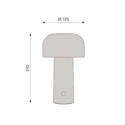 Flos :: lampa bellhop