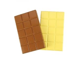 Drewniana czekolada