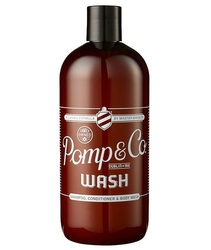 Pomp  co wash - szampon i żel pod prysznic 100ml