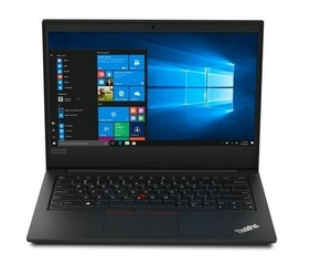 Lenovo laptop thinkpad e490 20n8000qpb w10pro i5-8265u1tb8gb256gbrx550x 2gb14.0 fhdblack1yr ci