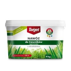 Nawóz do trawnika – regeneracyjny – 4 kg target