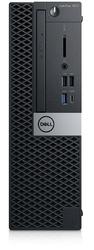 Dell Komputer Optiplex 7070 SFF W10Pro i5-950016GB256GB SSDIntel UHD 630DVD RWKB216  MS1163Y NBD