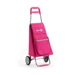 Torba na zakupy  wózek gimi argo fuksja