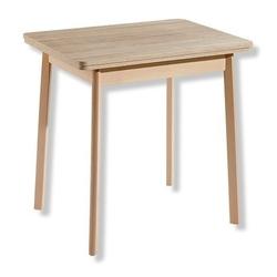 Stół rozkładany enter 75-112x55cm dąb sonoma