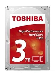 Toshiba HDD P300 3TB 3.5 S3 7200rpm 64MB bulk