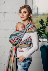 OAZA - Chusta do noszenia dzieci tkana M