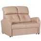 Sofa magnat 145 cm dwuosobowa skóra naturalna