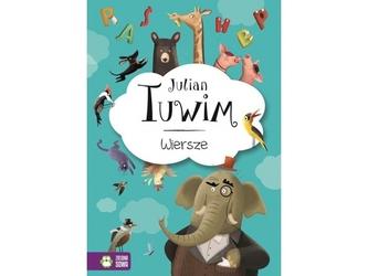 WIERSZE DLA DZIECI książka Julian Tuwim