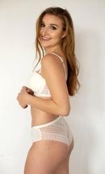 flexi me lingerie 600-aa-00023-652 ivory biustonosz