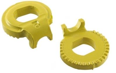Podkładka nexus-alfine 5r żółta, do haków stand-odwróc.