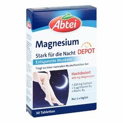 Abtei Magnez  Depot  tabletki na noc