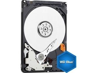 Western digital hdd blue 500gb 2,5 16mb sataiii5400rpm