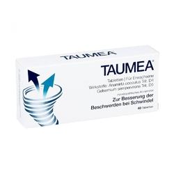 Taumea tabletki na zawroty głowy