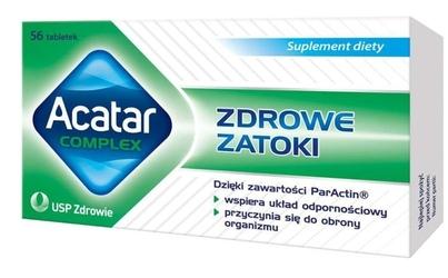 Acatar complex x 56 tabletek