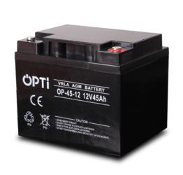 Akumulator AGM OPTI 45Ah - Szybka dostawa lub możliwość odbioru w 39 miastach