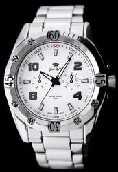 Męski zegarek GINO ROSSI - FLOU zg084d