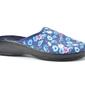 Pantofle pełne adanex 23998 grcz