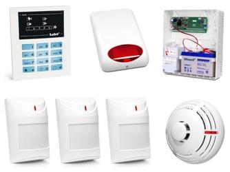 Alarm satel ca-5 led, 3xaqua plus, tsd-1, syg. zew. spl-5010 - szybka dostawa lub możliwość odbioru w 39 miastach