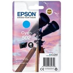 Tusz oryginalny epson 502 c13t02v24010 błękitny - darmowa dostawa w 24h