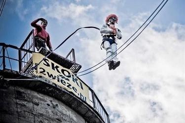 Skok dream jump dla dwojga - warszawa