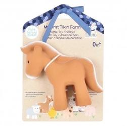 Tikiri - gryzak zabawka konik farma z opakowaniem