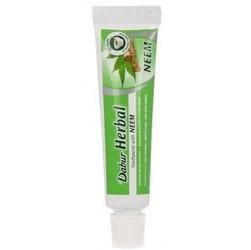 Mini pasta do zębów z neem 20g dabur - wersja na podróż