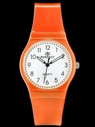 Dziecięcy zegarek PERFECT - SWATH 2 - orange zp765c