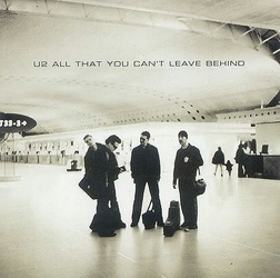 All that you can t leave behind - u2 płyta cd