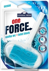 General fresh 4w1, morska  zawieszka do toalety, 40g