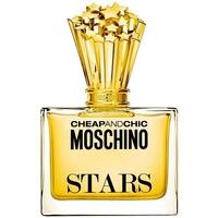 Moschino cheap and chic chic stars perfumy damskie - woda perfumowana 50ml - 50ml