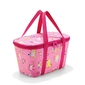 Torba termoizolacyjna coolerbag xs kids abc friends pink - abc friends pink