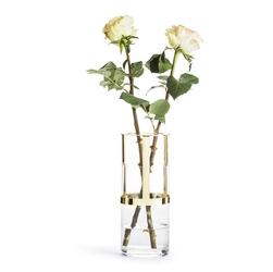 Regulowany wazon złoty Winter Sagaform