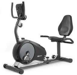 Rower poziomy hs-040l root czarno-szary model 2019 - hop sport - czarno-szary