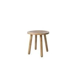 Zuiver :: stolik drewniany dendron ø43cm