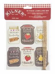 Etykiety do przetworów Kilner Jam Jar