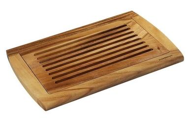 Deska z drewna akacji do krojenia pieczywa zassenhaus