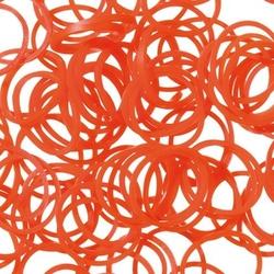 Gumki Rubber bands 100 szt.czerwone - CZE