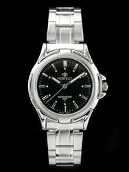 Męski zegarek PERFECT  - NIEŚMIERTELNA TONICA zp030b black