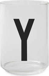 Szklanka AJ litera Y