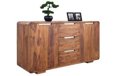 Drewniana komoda goa  145x45 cm