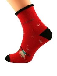 Bratex 0907 x-mass socks skarpetki