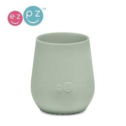 Ezpz silikonowy kubeczek tiny cup pastelowa zieleń, 6 m+