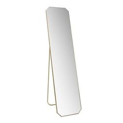 Hk living :: lustro stojące mosiężne