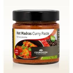 Pikantna pasta curry 160g cosmoveda bio