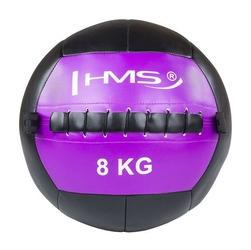 Piłka do ćwiczeń wall ball 8 kg hms - 8 kg