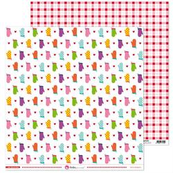 Papier w kuchenne rękawice 30x30 cm En mi cocina - 06